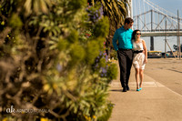 Emily & Phil // E-Session // Treasure Island // 042814